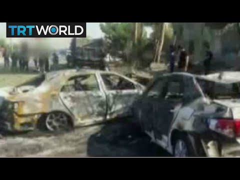Breaking News: Car bomb explodes in Syrian capital of Damascus