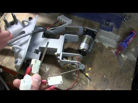1/6th scale RC Armortek M4A4 sherman tank project video #12 Part 2 of 2 (75mm gun work)