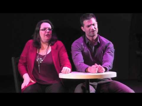 Renee Pezzotta as Diane in The Little Dog Laughed by Douglas Carter Beane HD