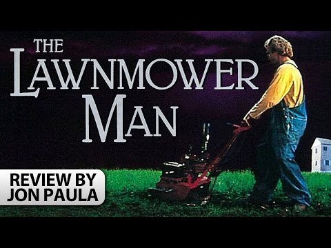 The Lawnmower Man -- Movie Review #JPMN