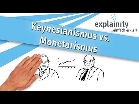 Keynesianismus vs. Monetarismus