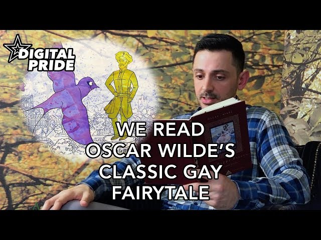 The Happy Prince | We read Oscar Wilde's classic children's gay fairytale book