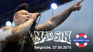 MAD SIN -  Live in Belgrade / ROCKAWAY LAKE Festival, 27.06.2015