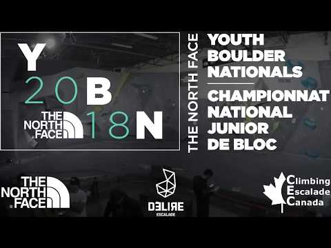 The North Face Youth Boulder Nationals
