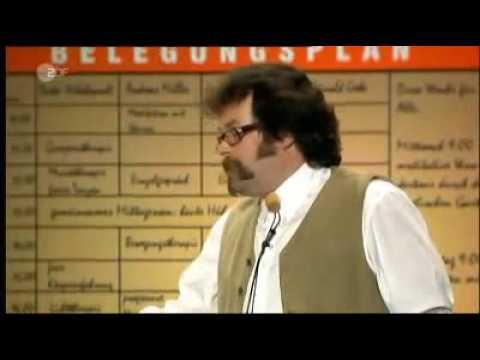 Jochen Malmsheimer - Warum man in die Anstalt kommt
