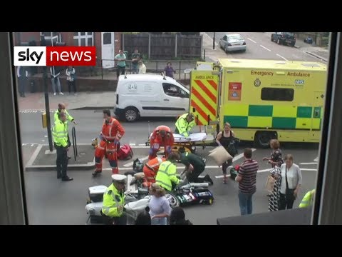 Elderly woman in hospital after William and Kate convoy crash
