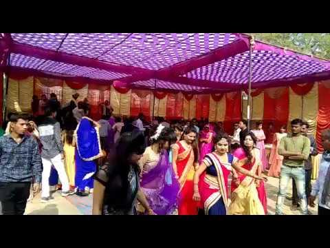Bangru dance
