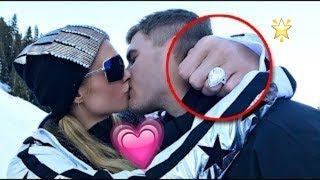 Paris Hilton's Engagement Ring from Chris Zylka Worth $2 Million | NEWS STAR
