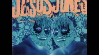JESUS JONES - THE DEVIL YOU KNOW (SATELLITE OVER TEHRAN REMIX) (1992)