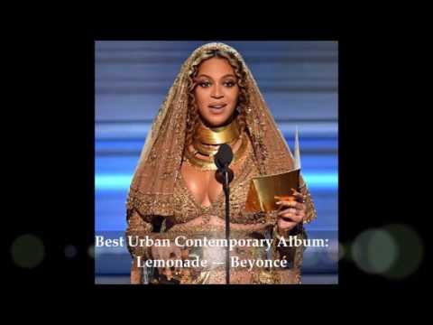 Grammy Awards 2017: See the Full Winners List