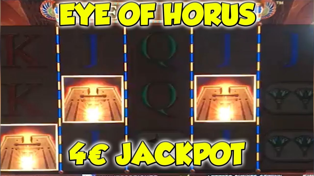 Eye Of Horus Merkur