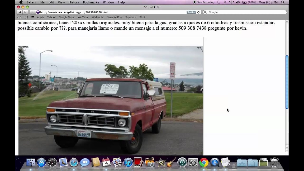 Craigslist Washington Dc Cars For Sale By Owner