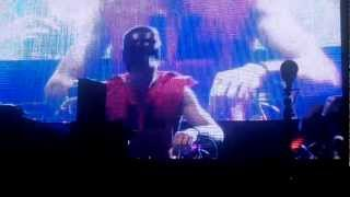 Laidback Luke TURBULENCE EDC 2012 FULL SET 3/4