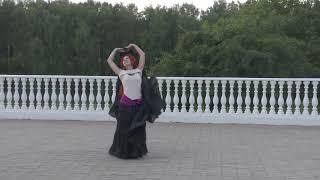 Уроки танцев/Элегантность/КМЦ Долгопрудный/13 августа 2018 года.6