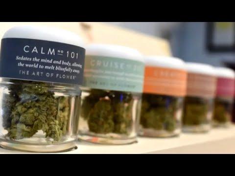 Recreational marijuana sales begin in California