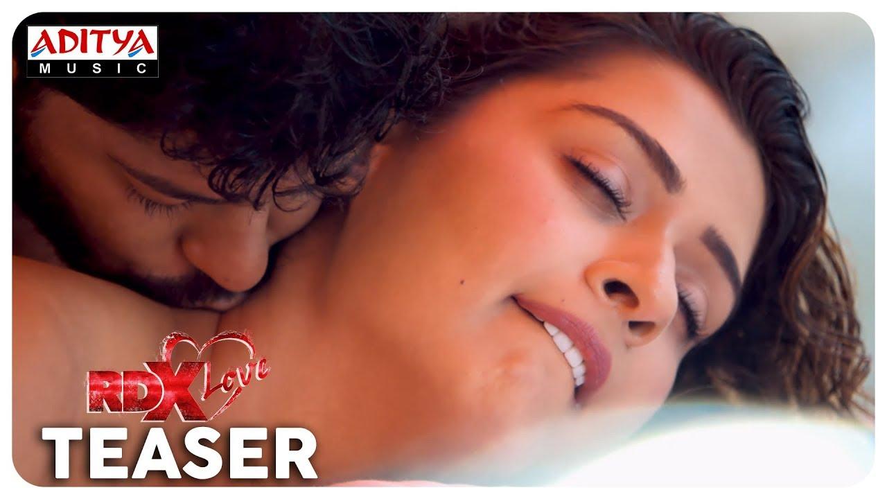 RDX Love Teaser || Paayal Rajput, Tejus Kancherla, C Kalyan || Haappy Movies