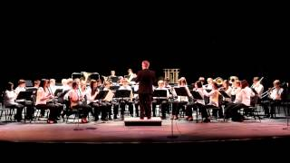 RHS Concert Band 2012/2013 - Overture Energico