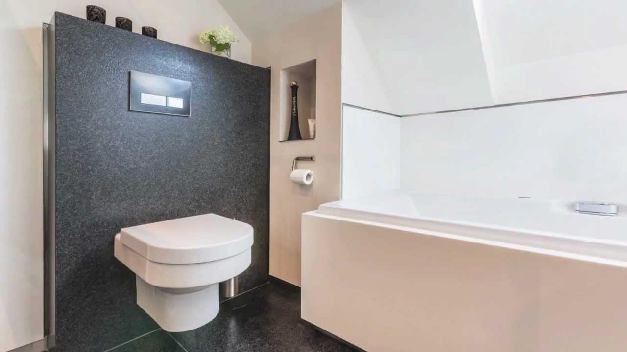 Badkamer en voordeur Heerlen - YouTube