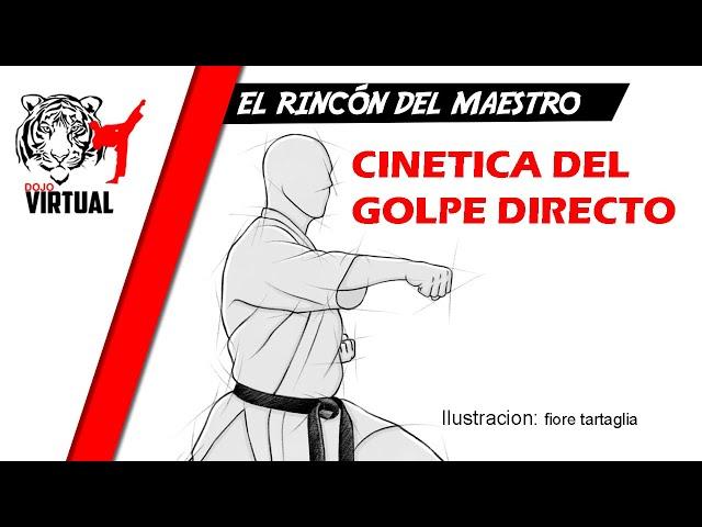 CADENA CINETICA GOLPE DIRECTO | EL RINCON DEL MAESTRO