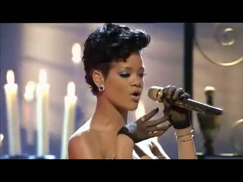 Rihanna - Take A Bow (LIVE)