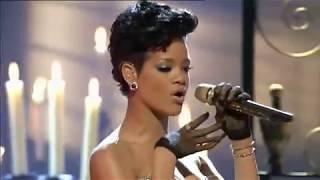 Rihanna - Take A Bow (LIVE)