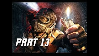 METRO EXODUS Walkthrough Gameplay Part 13 - Broken Ship (Let's Play Commentary)