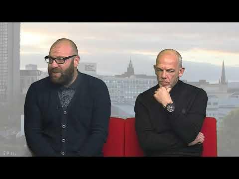 Sheffield Live TV Mark Todd & Chris Holt 28.9.17 Part 1