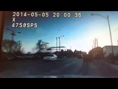 Saskatoon police's dash-cam video