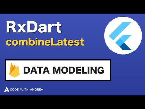 RxDart by example: combineLatest and data modeling with Firestore