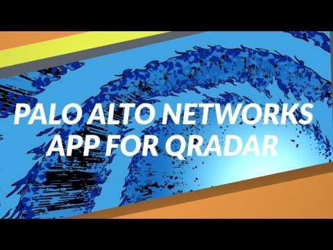 Demo: Palo Alto Networks App for QRadar