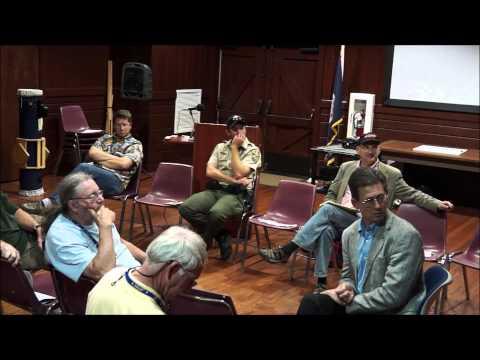 Staunton River Star Party - Roundtable: Making Staunton River a Dark Park (Oct 24 2014)