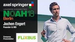 Jochen Engert, FlixBus - NOAH18 Berlin