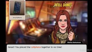Criminal Case Save The World Case 18 Darkness Decends Examine Broken Phone