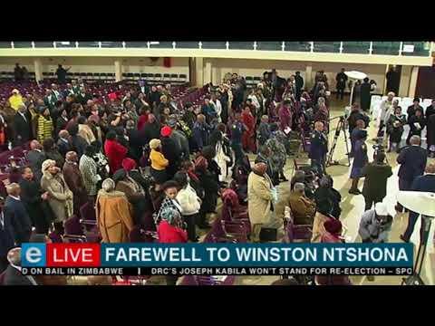 Farewell to Winston Ntshona
