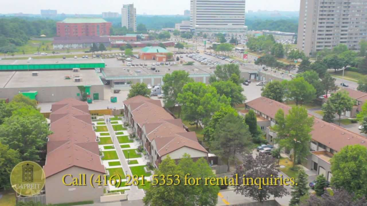 Scarborough Apartments for Rent Video - 30 Livonia Place ...