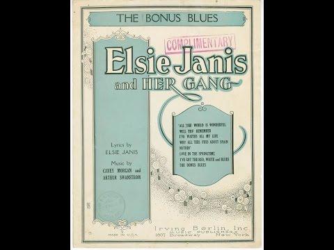 The Bonus Blues (1922)