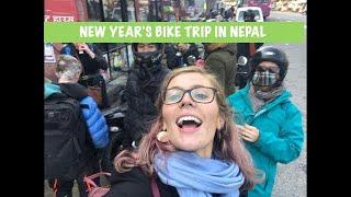 AMERICAN SOLO TRAVEL NEPAL- BIKE TRIP KATHMANDU TO POKHARA