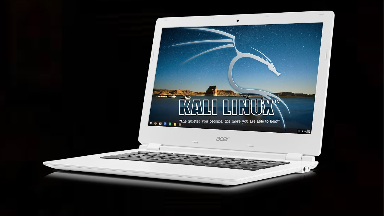 How To Install And Run Full Kali Linux On Chromebook