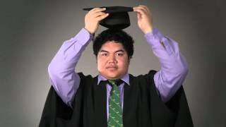 Victoria University of Wellington - Wearing Your Academic Dress
