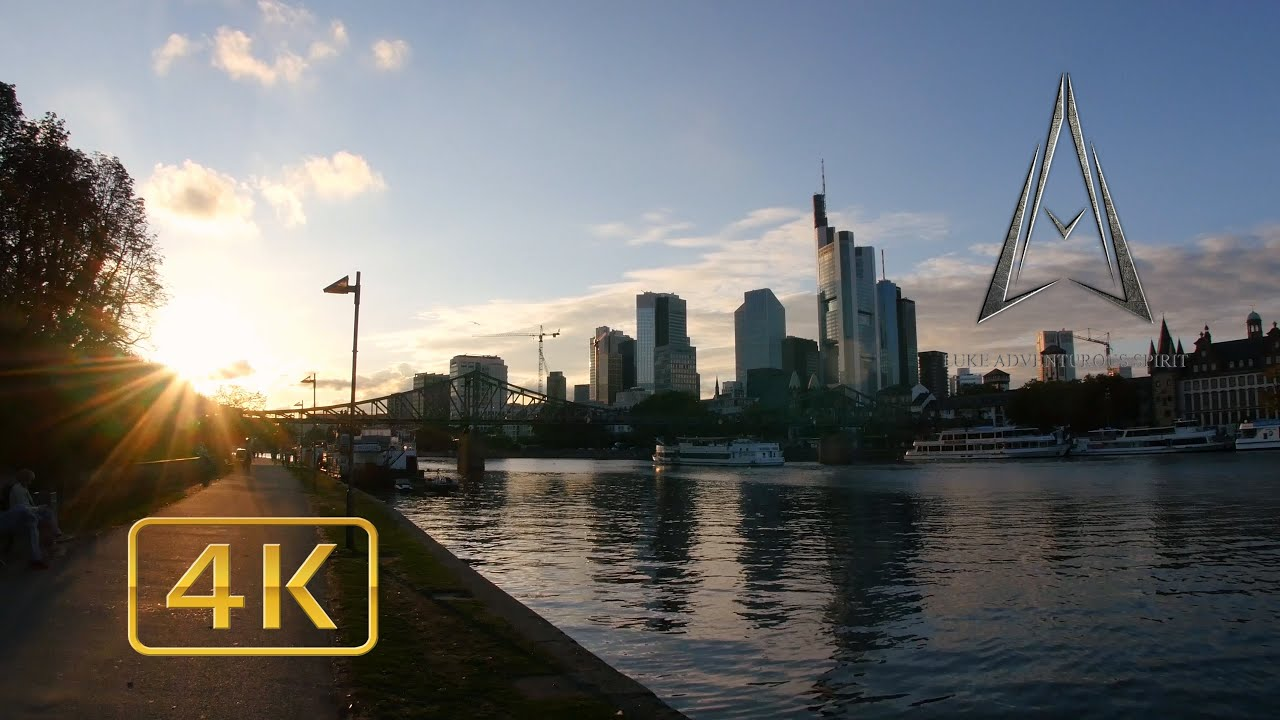 Frankfurt am main in 4k germany youtube for Innenarchitekt frankfurt am main