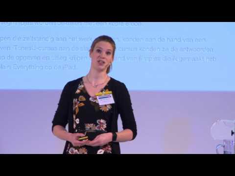 Noordhoff Uitgevers Gepersonaliseerd leren Congres - Marieke Simonis