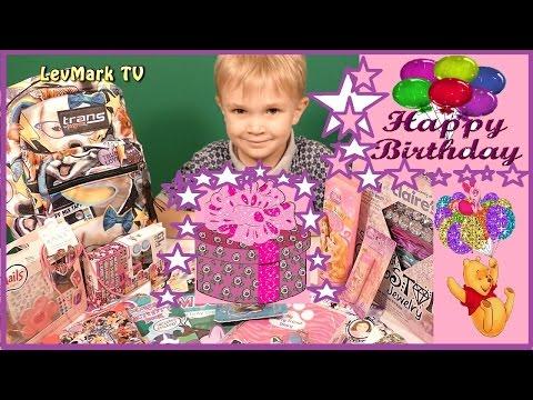 Подарок на день рождения для девочки на 9-10 лет