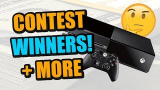 Contest Winners PLUS How To Win FREE Mics