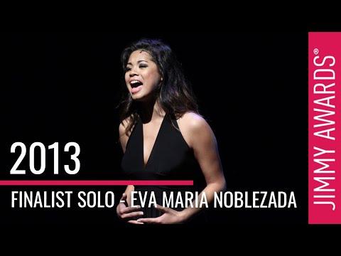 2013 NHSMTA Eva Maria Noblezada Solo