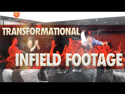 Julien's New Transformational INFIELD FOOTAGE Revealed!  - Transformation Mastery (4 of 5)