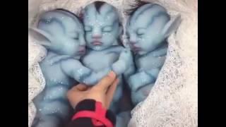 Avatar babies!
