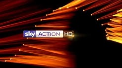 Sky Action HD Ident +FSK18