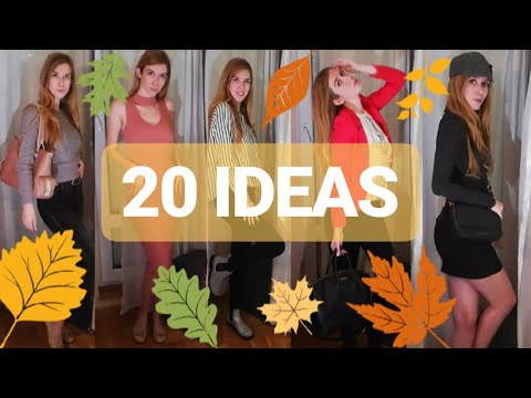 [VIDEO] - 20 FALL OUTFIT IDEAS 2019 1