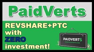 paidverts earn up to 100 a day online   make money online easy free