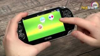 Обзор Sony PlayStation Vita
